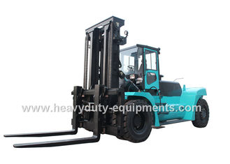 الصين Sinomtp FD300 diesel forklift with Rated load capacity 30000kg and CE certificate المزود