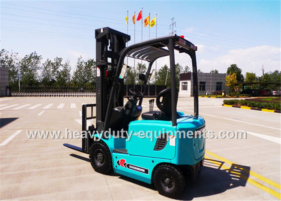 الصين Overhead Guard Designed Industrial Forklift Truck Adjustable Safety Seat المزود