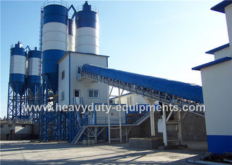 الصين Hongda HZS40 of Concrete Mixing Plants having the 65 kw power المزود