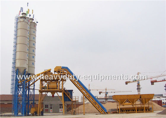 الصين Hongda HZS150 of Concrete Mixing Plants having the 175 kw power المزود