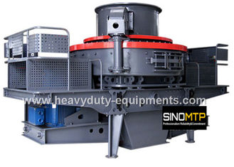 الصين Abrasive Filler Stone Crusher Machine , Sinomtp VSI5X Vertical Shaft Impact Crusher المزود
