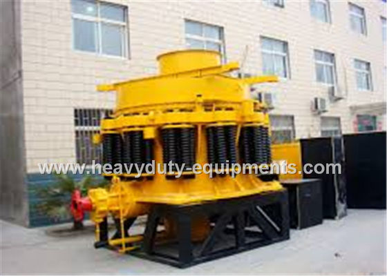 الصين Sinomtp HPT Cone Crusher with the capacity from 90t/h to 250t/h used in frit المزود