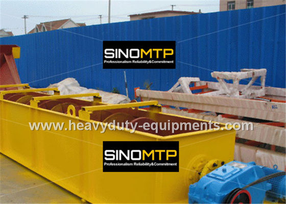 الصين 10mm Feeding Sand Washing Equipment 70-120 T / H With Φ3000×1600mm Impeller المزود
