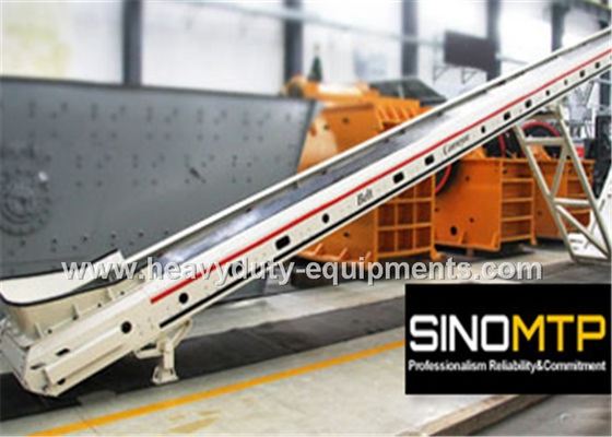 الصين Belt conveyor SINOMTP easy to operate and easy to maintain for it has simple structure المزود