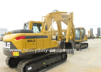 الصين LG6150E Construction Equipment Excavator Pilot Operation With Digging Hammer المزود