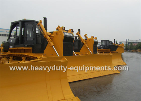 الصين Crawler Type Rock Construction Bulldozer Straight Tilt Blade 10M3 Dozing Capacity المزود
