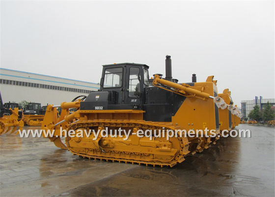 الصين Straight Tilt Blade Crawler Bulldozer 1560mm Lift Height  With Cummins Engine المزود