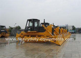 الصين 216mm Pitch Crawler Bulldozer Equipment Shantui SD22D 6.8m3 Dozing capacity المزود