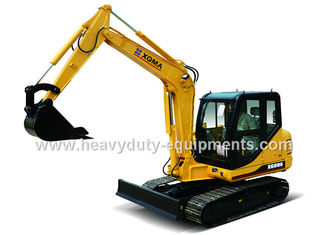 الصين XGMA XG806 hydraulic excavator Equipped with energy saving, high efficiency YANMAR 4TNV94L المزود