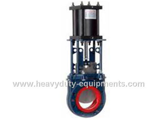 الصين Simple structure knife gate valve with high resilience and no leakage المزود
