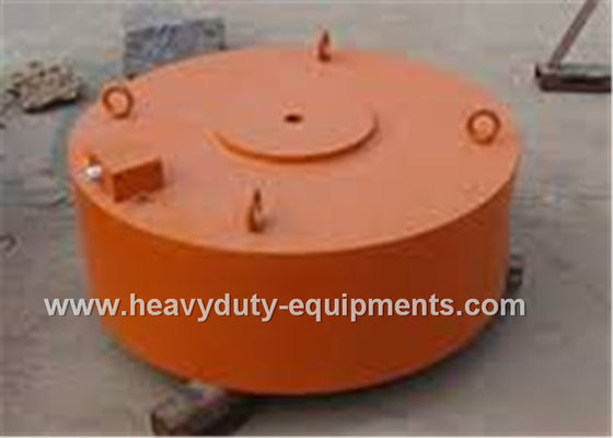 الصين Magnetically Industrial Mining Equipment Electromagnetic Separator 175mm Hanging Height المزود