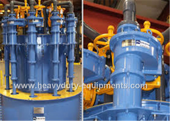 الصين Construction Mining Equipment Hydrocyclone المزود
