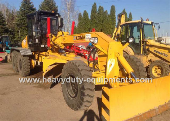 الصين XG3220C Motor Grader with Dongfeng Cummins engine with rated power 179 kw المزود