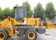 الصين T930L Wheel Loader SINOMTP Brand With 0.7cbm Bucket Pilot Control Joystick Quick Hitch مصنع