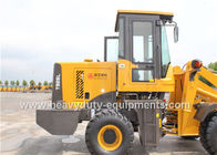 الصين T926L Small Wheel Loader With Air Condition Quick Hitch And Attachments مصنع
