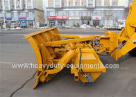 Heavy Duty Snow Blade Construction Equipment Spare Parts Tilt 30 Angle 3500mm Snow Removal Width