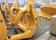 Construction Equipment Spare Parts Log Loader Grapple Single Above Clamp 2256mm width