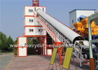 الصين Hongda HZS/HLS60 of Concrete Mixing Plants equipped with Discharging Height 3.8m مصنع