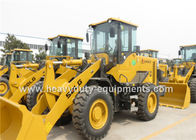 2.5m3 Bucket Front Loader Heavy Equipment Weichai DEUTZ Engine 11 Tons Operating Weight