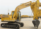 الصين Hydraulic excavator LGW6150E with bucket capacity 0 , 6m3 in volvo technique مصنع