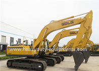 الصين LINGONG hydraulic excavator LG6250E with standard rod and 134KW and VOLVO techinique مصنع