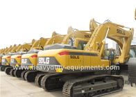 الصين LINGONG hydraulic excavator LG6250E with DDE BF6M1013 Engine and VOLVO techinique مصنع