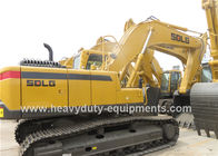 الصين LINGONG hydraulic excavator LG6250E with pilot operation negative flow and VOLVO techinique مصنع