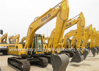 الصين hydraulic excavator LGW6150E with pilot operation flow and 0 , 6m3 in volvo technique مصنع