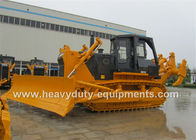 320Hp Crawler Bulldozer Construction Equipment 842mm depth Three shank ripper