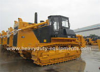 12M3 Dozing Capacity Shantui SD32 Bulldozer Semi U Blade 228.6mm Pitch