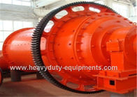 Construction Mining Equipment Grid Ball Mill 2.28m3 Volume 3.96t Ball Load