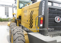 Mechanical Road Construction Equipment Full Wheel Driving Motor Grader ZF Transmission