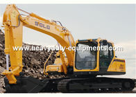 الصين Hydraulic excavator LGW6150E with DDE BF6M2012C engine with 13100kg operating weight مصنع