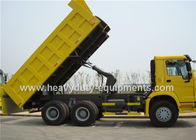 16m3 bucket volume dump truck 24 tons to transport sand or stone in tough road in africa