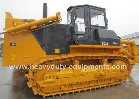 الصين 10Cbm Shantui Construction Machinery Crawler Dozer With 2000rpm 235kw Cummins NT855-C360S10 Engine مصنع