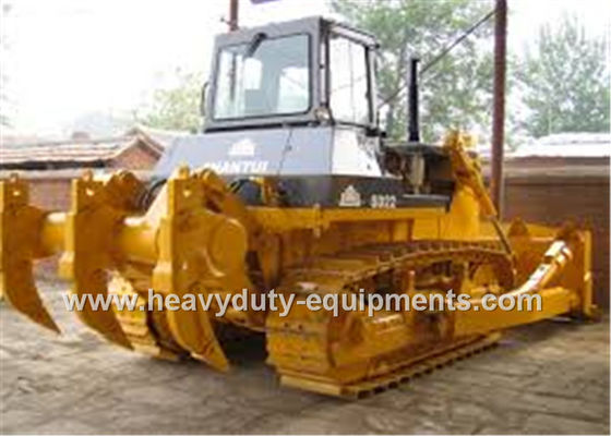 الصين Shantui SD22S swamp bulldozer with Cummins engine, 6.8cbm dozing volume, ripper optional مصنع