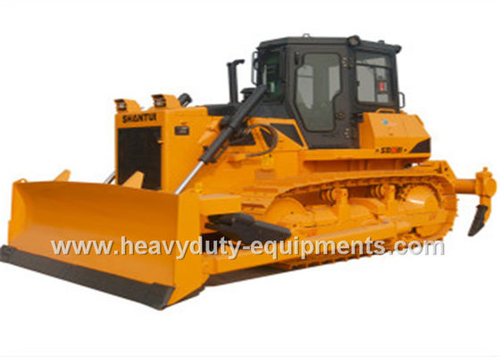 Earth Movers Equipment 23.44 Tons Crawler Bulldozer 560mm Track Shoe Width
