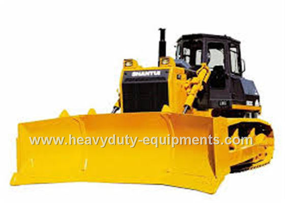 الصين Shantui SD22W rock bulldozer specially designed for work in rocky environnements مصنع