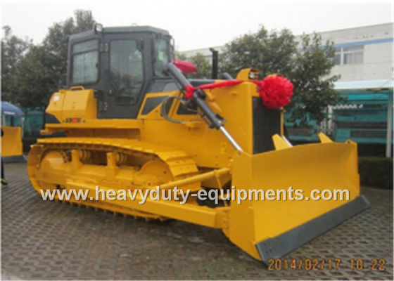 الصين Shantui 26tons bulldozer SD22R with cummins engine single ripper or three shank ripper مصنع