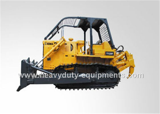 XG4220F Shantui Construction Machinery Bulldozer XGMA 4.8m3 blade capacity