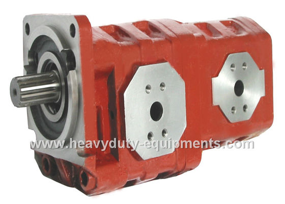 الصين Hydraulic pump 11C1068 for Liugong wheel loader CLG856 with warranty مصنع