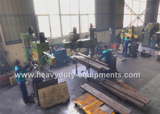 low oil consumption forklift with strong gradeability and smooth power ratation