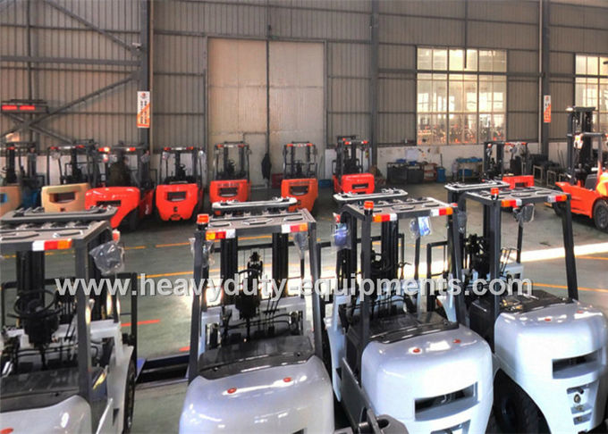Sinomtp FD80 diesel forklift with Rated load capacity 8000kg and CHAOCHAI engine