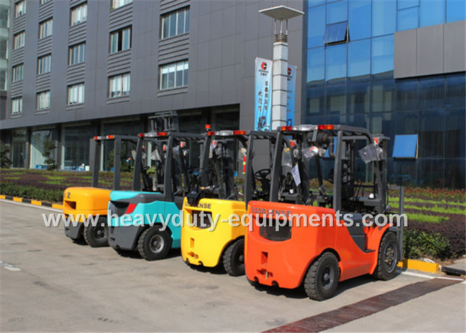 Sinomtp FY18 Gasoline / LPG forklift with 144 kN Rated torque