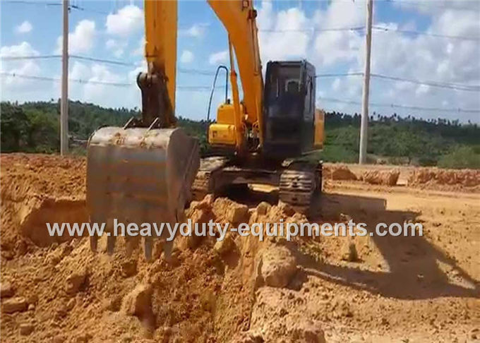 Caterpillar CAT326D2L hydraulic excavator equipped with standard Cab