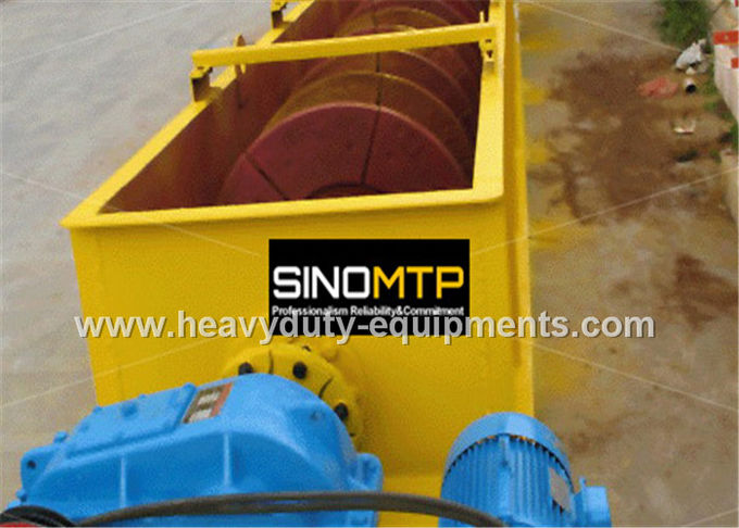 Industrial Sand Washing Machine17 R / Min REV Higher Washing Cleanliness