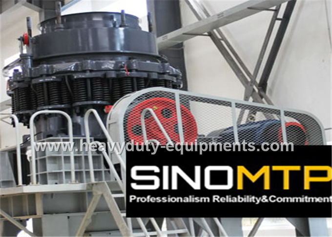 Sinomtp newest CS Cone Crusher with the power from 6 kw to 185 kw