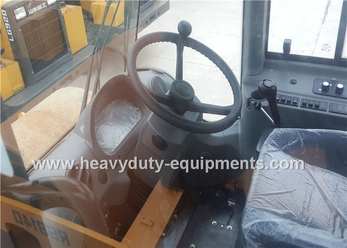SDLG RS8140 Road Construction Equipment Single Drum Vibratory Road Roller 14Ton