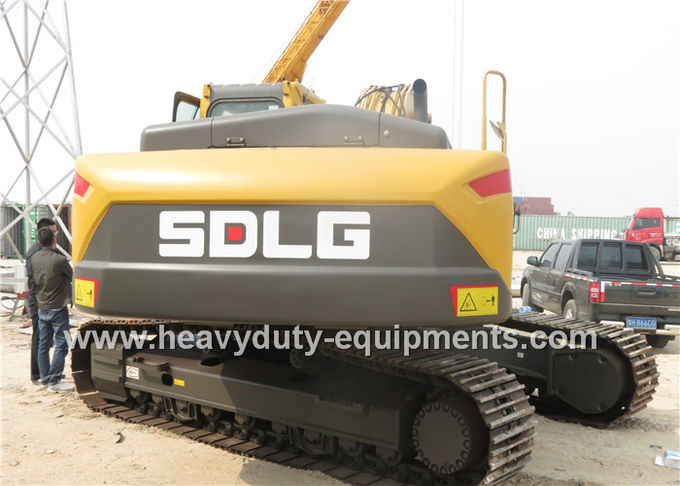 SDLG LG6225E crawler excavator with pilot operation system 21700kg operating weight
