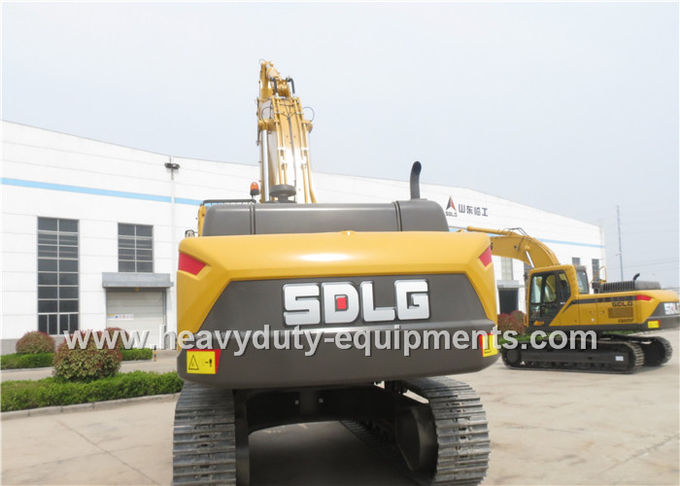 SDLG Excavator LG6225E with 1cbm normal bucket and hydraulic system